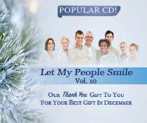 Let My People Smile, Vol 10  (CD)