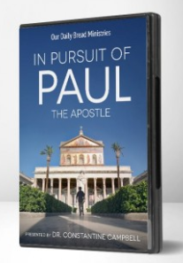 In Pursuit of Paul DVD
