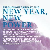 New Year, New Power
