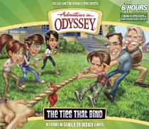Adventures in Odyssey #58: The Ties That Bind