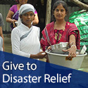 Help victims of natural disasters