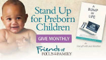 Stand Up for the Preborn