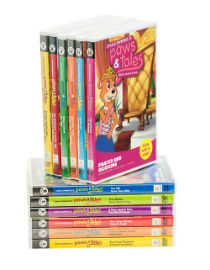 Paws & Tales DVDs