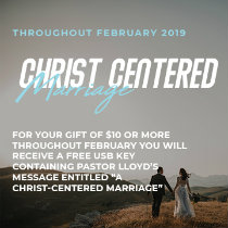 A Christ Centered Marriage - Colossians 3:18-19