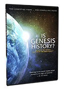 In thanks for your gift, you can receive Is Genesis History? DVD series