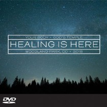Healing is Here