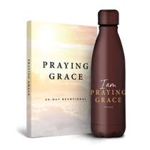 Praying Grace Tumbler / Praying Grace Devotional