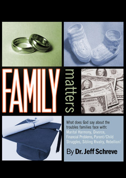 Family Matters: What Does God Say About the Troubles