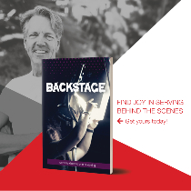 Backstage: Serving When No One Is Looking Lifestyle Booklet by Skip Heitzig