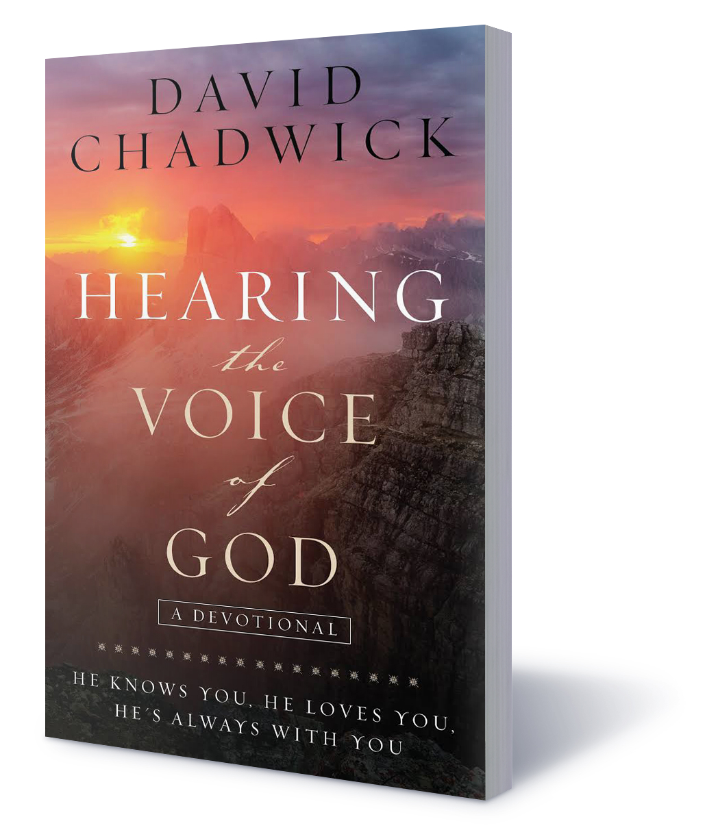 Experience the transforming power of hearing God's voice