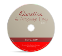 Question & Answer Day 54 (CD)