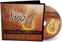The Song: Compositions of King David, Volume 1 (CD)
