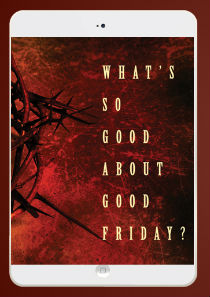 What So Good About Good Friday? Audio Download