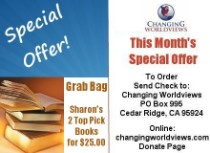 GRAB BAG – Two Books for $25.00