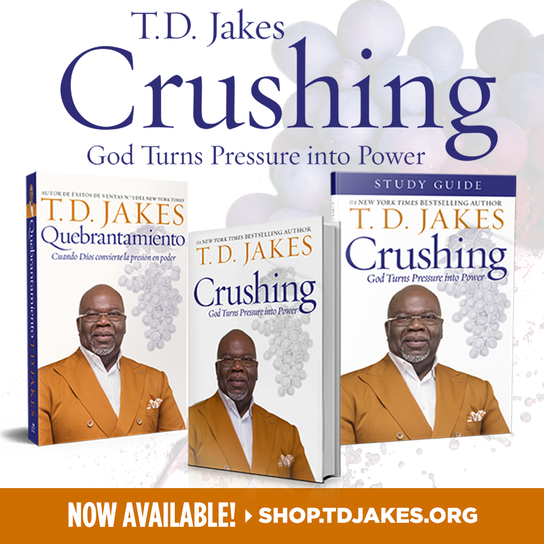 Puppet Master, Part 2 - The Potter's Touch with Bishop T D  Jakes