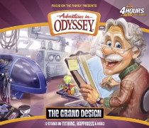 Adventures in Odyssey #56: The Grand Design