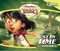 Adventures in Odyssey #09: Just in Time