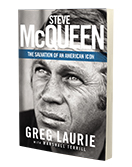 In thanks for your gift, you can receive Steve McQueen: The Salvation of an American Icon, BOOK