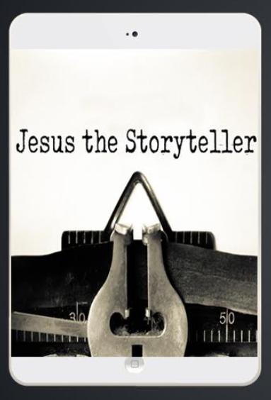 Jesus the Storyteller Audio Download
