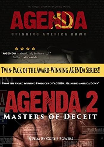 2-DVD Set -- Agenda: Grinding America Down