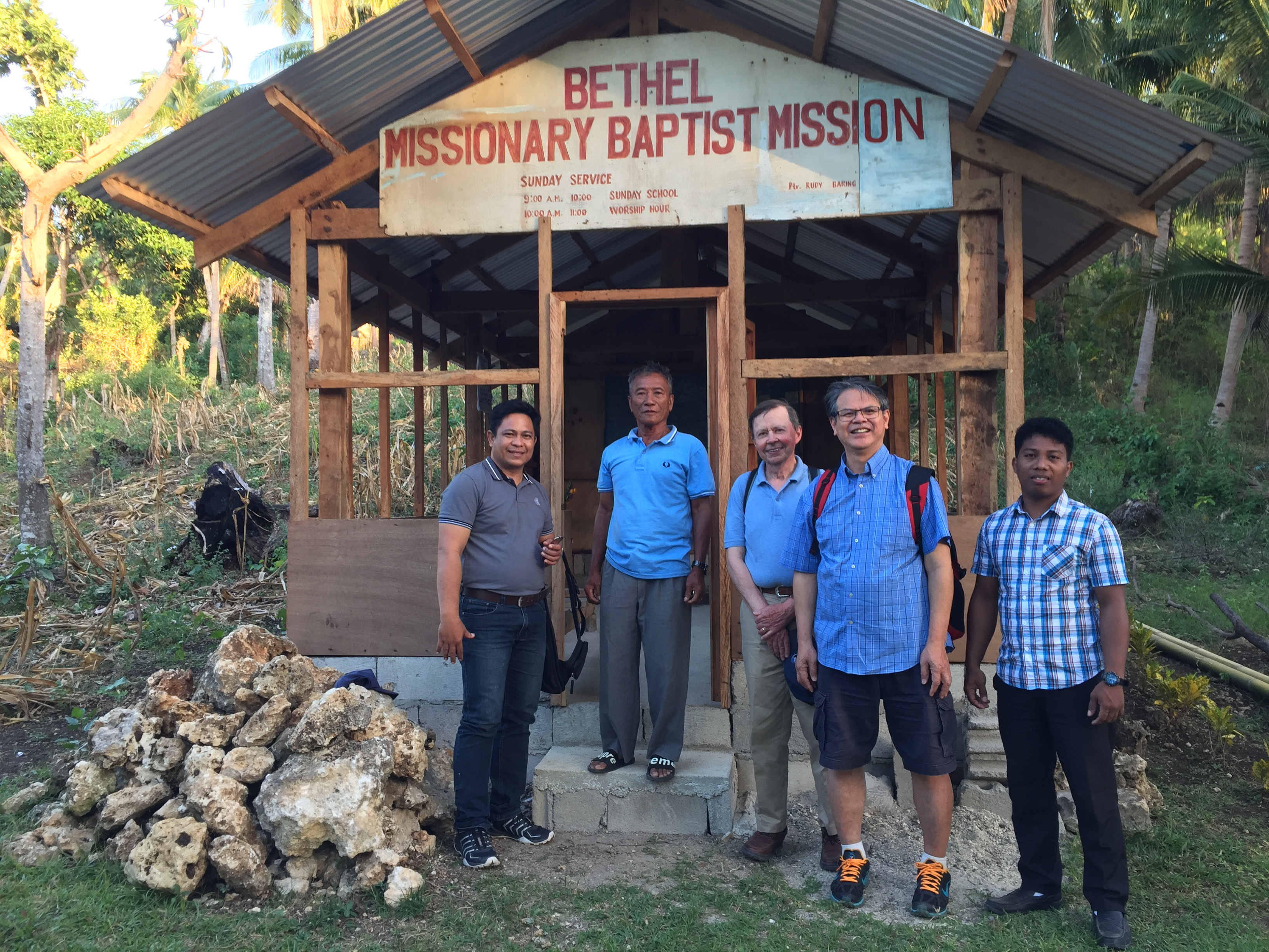 Building Churches in the Philippines
