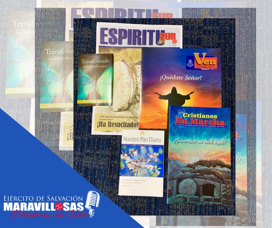 Escuchar a los Programas de Ministerios Cristianos en Español