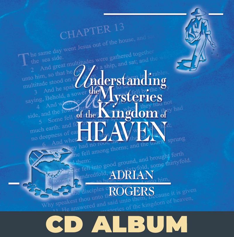 Understanding the Mysteries of the Kingdom of Heaven CD album