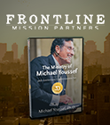 Become a monthly Frontline Mission Partner!