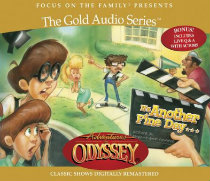 Adventures in Odyssey #11: It's Another Fine Day