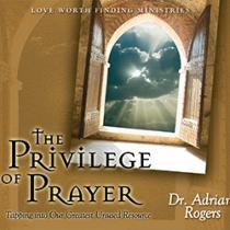 The Privilege of Prayer CD album