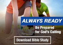 Always Ready - Be Prepared for God's Calling