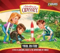 Adventures in Odyssey #66: Trial by Fire