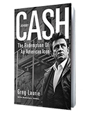 In thanks for your gift, you can receive Johnny Cash: The Redemption of an American Icon, BOOK