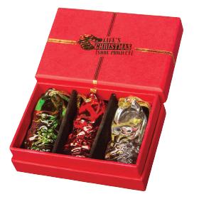 Crystal Shoe Ornament gift box