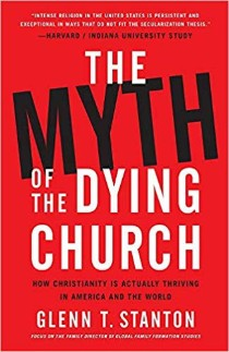 Myth of the Dying Church - Gift with Donation