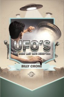 Book by Pastor Billy Crone