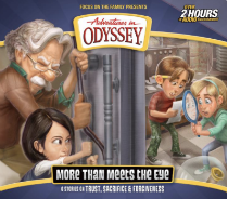 Adventures in Odyssey: #67 More Than Meets the Eye