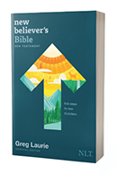 Receive the New Believer's New Testament in thanks for your gift of support today.