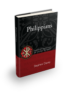 Wisdom Commentary Series: Philippians Free with a donation of $25 or more to our ministry.