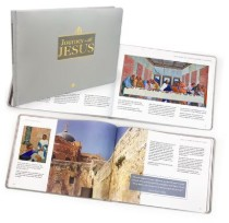 Journey with Jesus Deluxe Gift Book