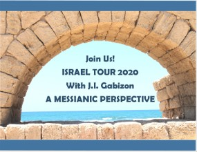 Join Us! ISRAEL TOUR 2020