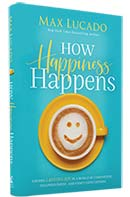 Receive 'How Happiness Happens' book in thanks for your gift of support today.
