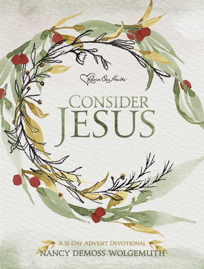 Consider Jesus Advent Devotional