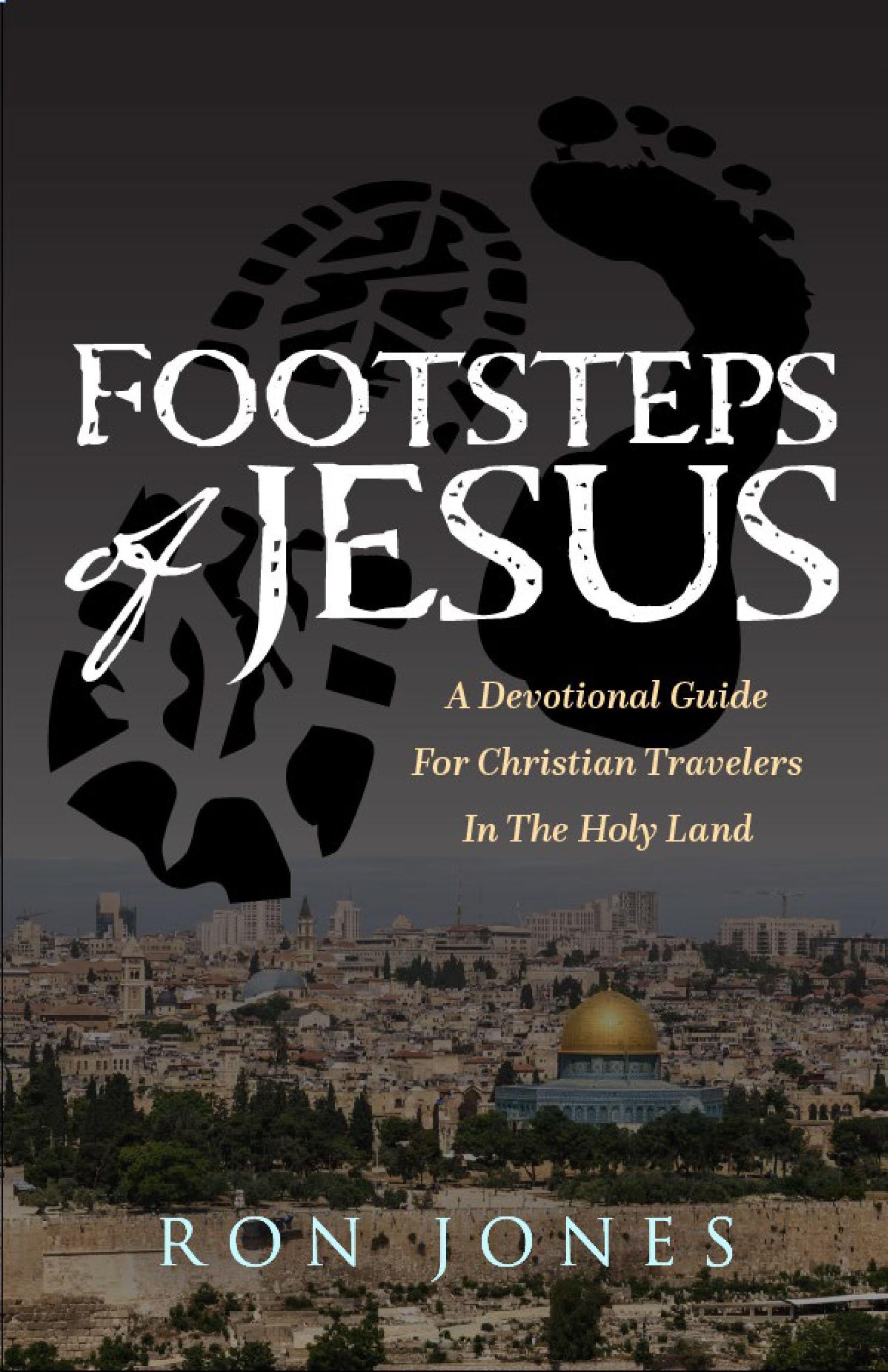 Footsteps of Jesus eBook