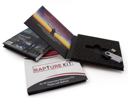 Rapture Kit – Flash Drive