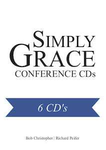 Simply Grace Conference CD's