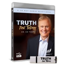 Truth for Today: A 30 Day Audio Devotional