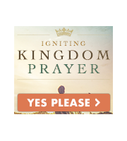 Ignite a fresh passion for prayer and the Word of God.