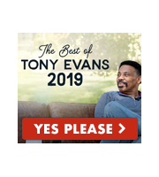 The Best of Tony Evans 2019