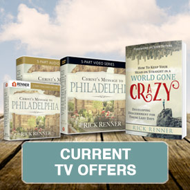 Christ's Message to Philadelphia & How to Keep Your Head on Straight in a World Gone Crazy